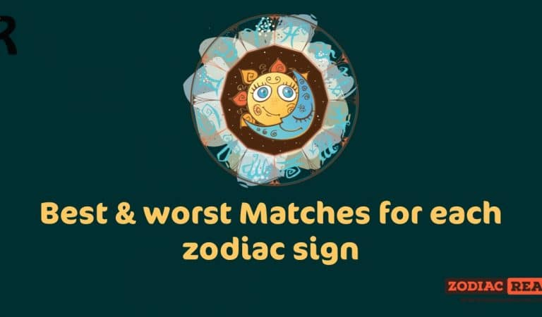 #LoveCompatibility – Best And Worst Matches And Compatibility For Zodiac Signs