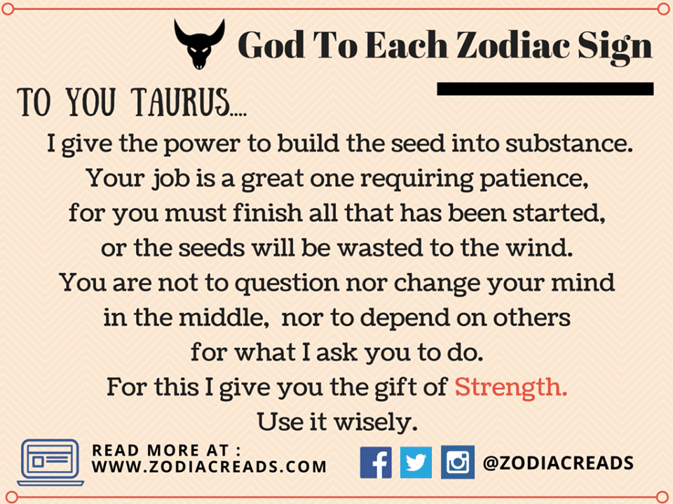 god-to-taurus