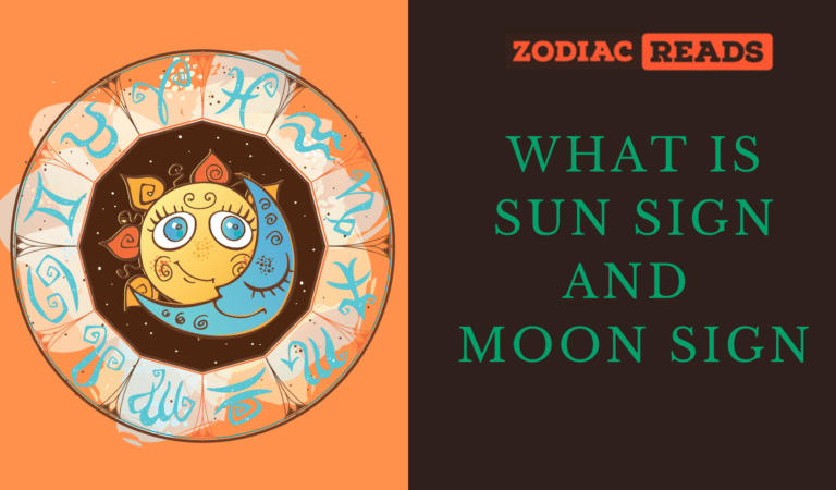 What Is Sun Sign, Moon Sign, Rising Sign And How Are They Different.