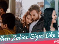 When Zodiac Signs Like you Zodiacreads