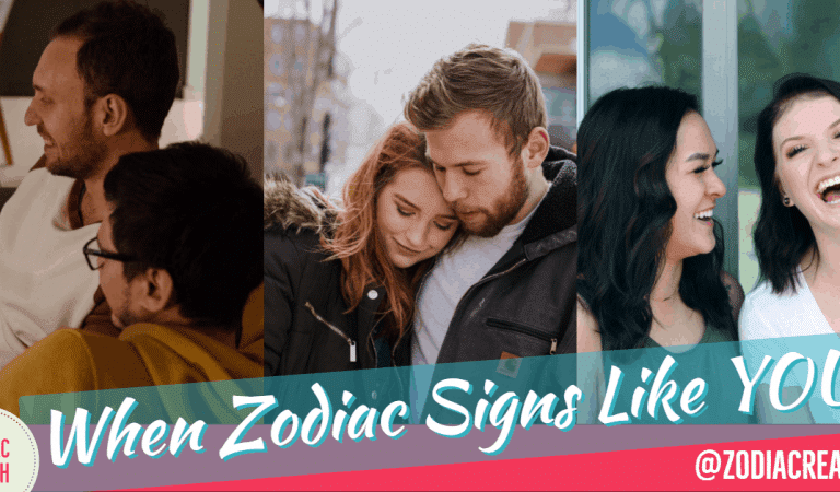 #ZodiacCrush – When Zodiac Signs Like You, This Is How They Act