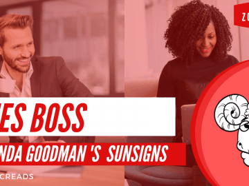 The Aries Boss Linda Goodman Zodiacreads