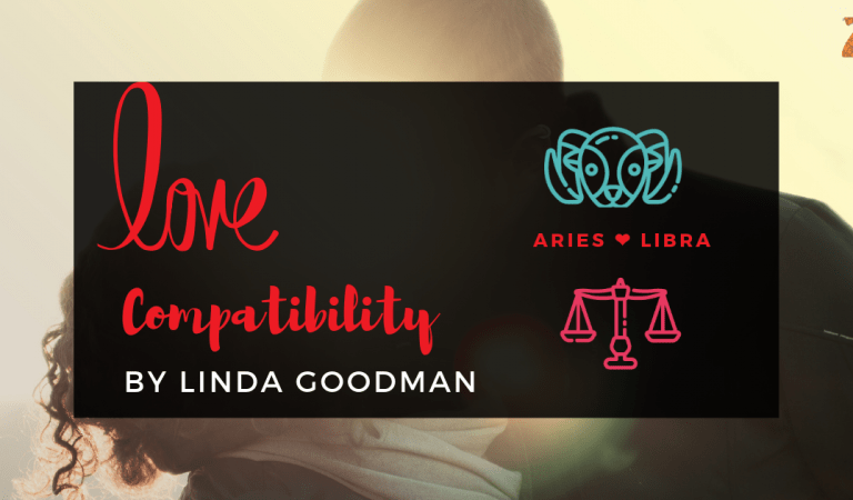 Aries And Libra Compatibility From Linda Goodman's Love Signs