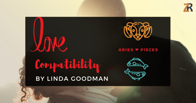 Aries and Pisces compatibility Linda goodman