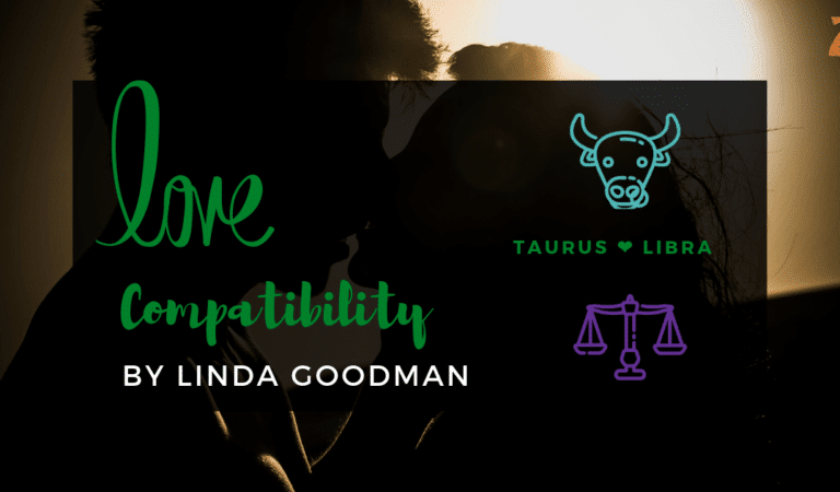 Taurus And Libra Compatibility From Linda Goodman's Love Signs