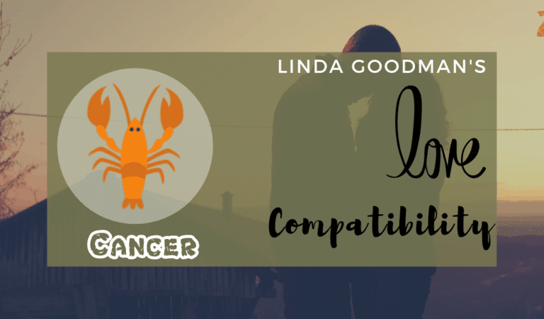 Cancer Compatibility by Linda Goodman
