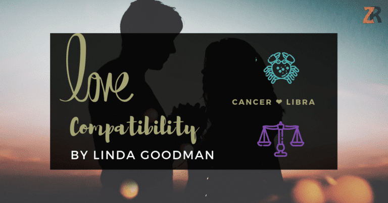 Cancer and Libra Compatibility Linda Goodman