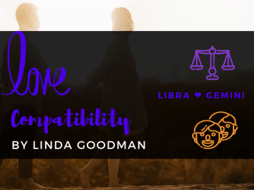 Libra and Gemini Compatibility Linda Goodman