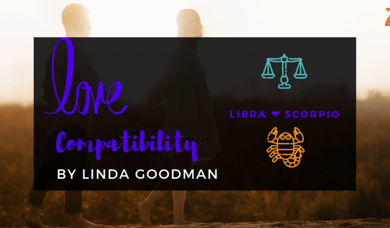 Libra And Scorpio Compatibility From Linda Goodman's Love Signs