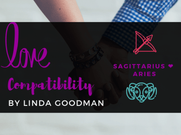 Sagittarius and Aries Compatibility Linda Goodman
