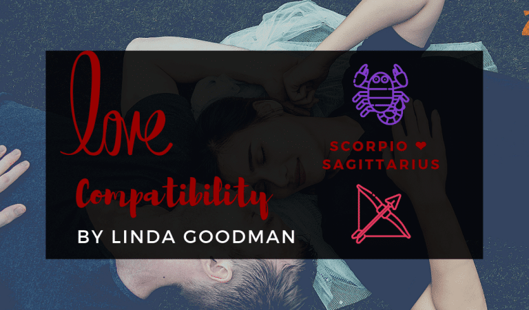 Scorpio And Sagittarius Compatibility From Linda Goodman's Love Signs