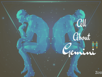 All About Gemini - Zodiacreads
