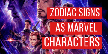 Zodiac Signs as Marvel Movies Characters