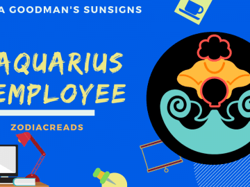The Aquarius Employee Linda Goodman Zodiacreads