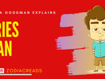 The Aries Man Linda Goodman Zodiacreads