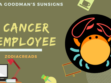 The Cancer Employee Linda Goodman Zodiacreads