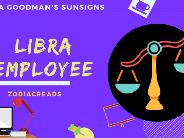The Libra Employee Linda Goodman Zodiacreads