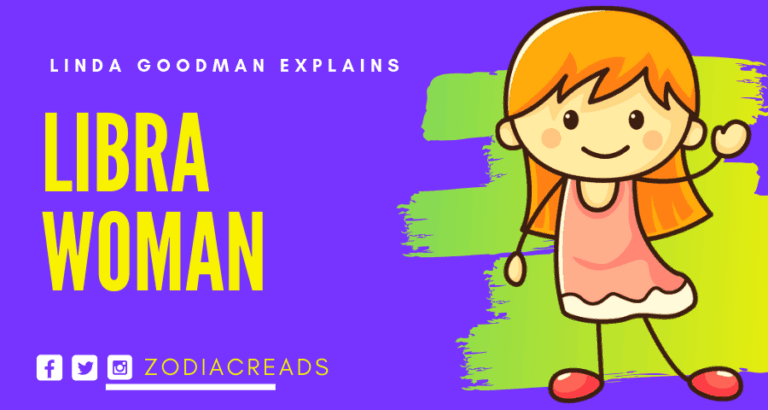The Libra Woman Linda Goodman Zodiacreads