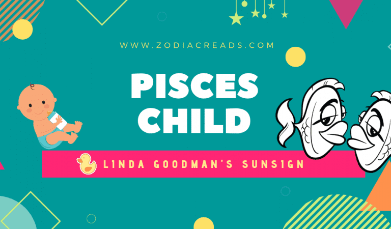 The Pisces Child, Pisces the Fish by Linda Goodman