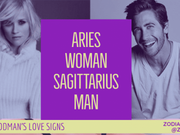 ARIES WOMAN SAGITTARIUS MAN LINDA GOODMAN