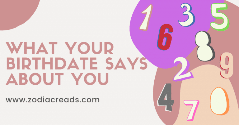 what your birth date says about you