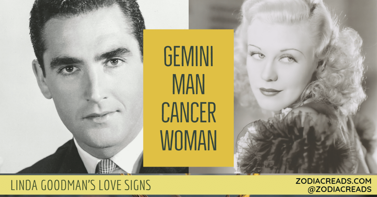 Woman cancer virgo and compatibility man Cancer Virgo