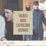 Taurus Man Capricorn Woman compatibility
