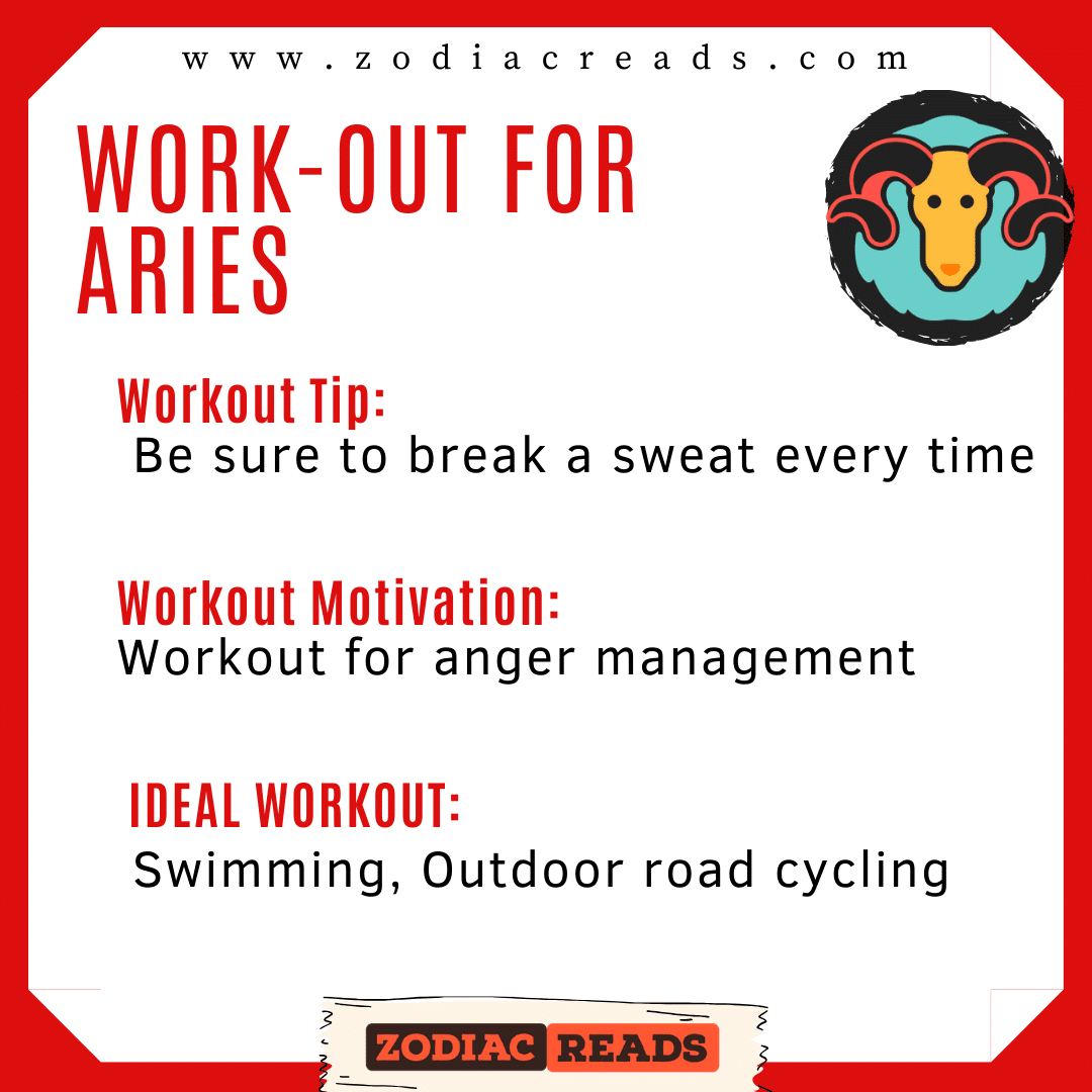 1 ARIES WORK OUT ZODIACREADS