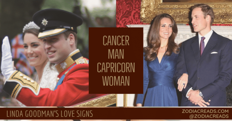 Cancer Man and Capricorn Woman Compatibility LINDA GOODMAN ZODIACREADS