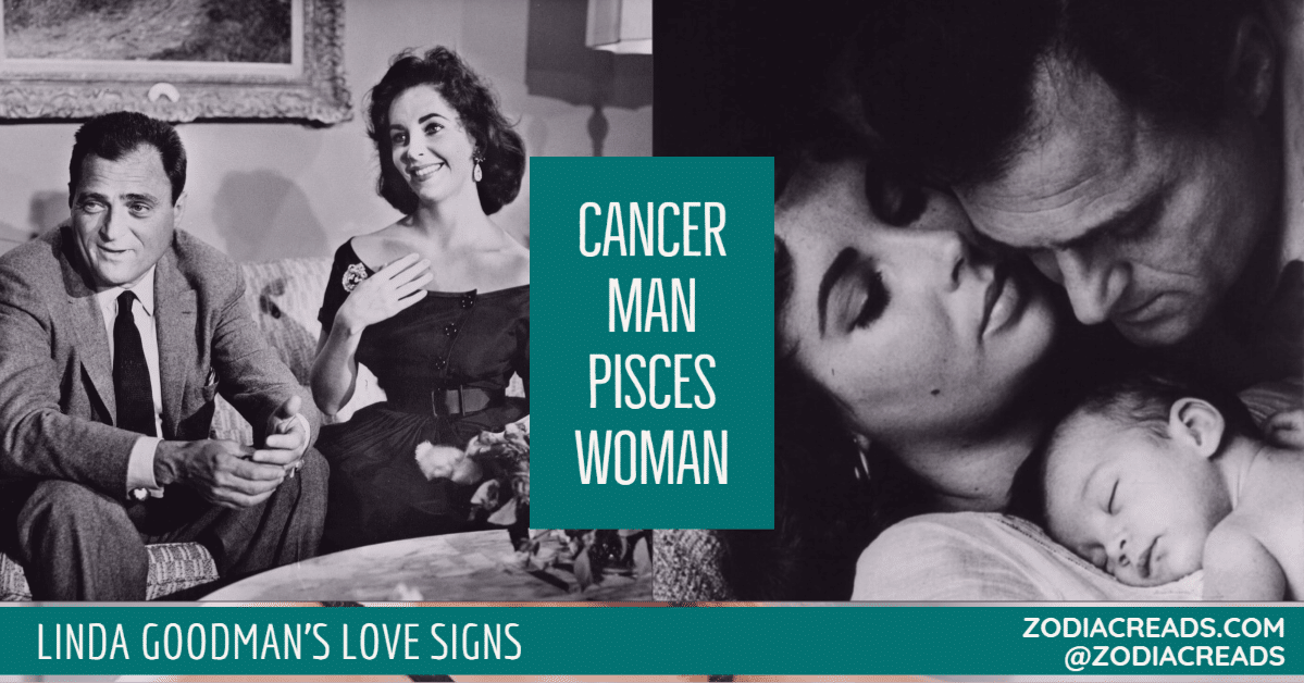 Cancer man and pisces woman sex