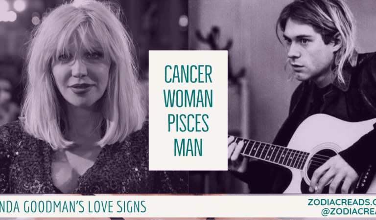Cancer Woman and Pisces Man Compatibility From Linda Goodman's Love Signs