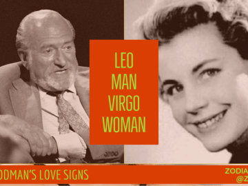 Leo Man and Virgo Woman Compatibility LINDA GOODMAN ZODIACREADS