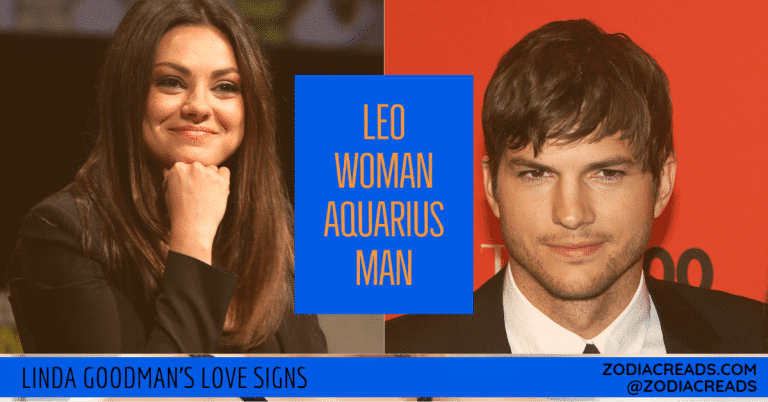 Leo Woman and Aquarius Man Compatibility LINDA GOODMAN ZODIACREADS