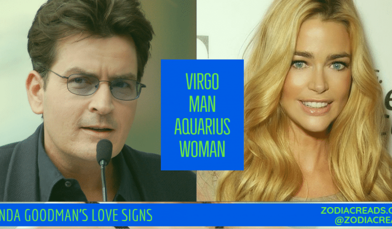 Virgo Man and Aquarius Woman Compatibility From Linda Goodman's Love Signs