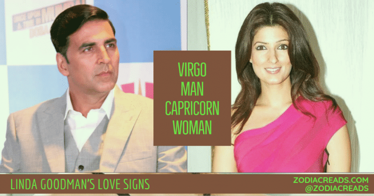Virgo Man and Capricorn Woman Compatibility LINDA GOODMAN ZODIACREADS