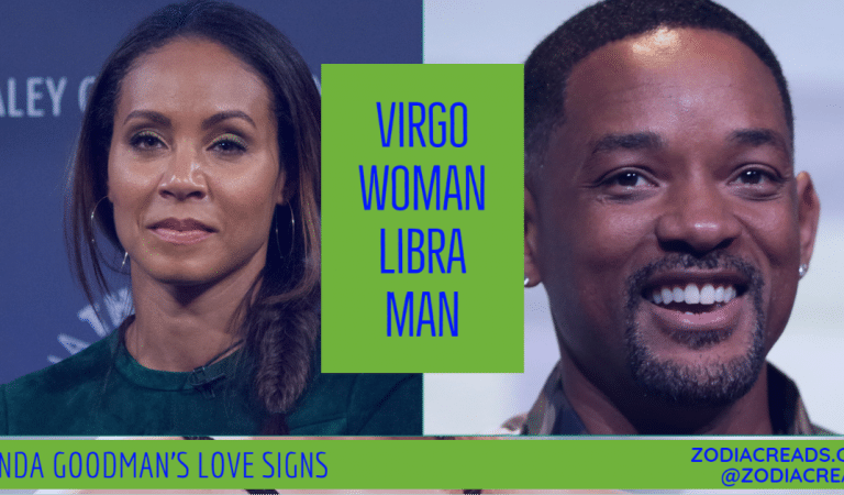 Virgo Woman and Libra Man Compatibility From Linda Goodman's Love Signs