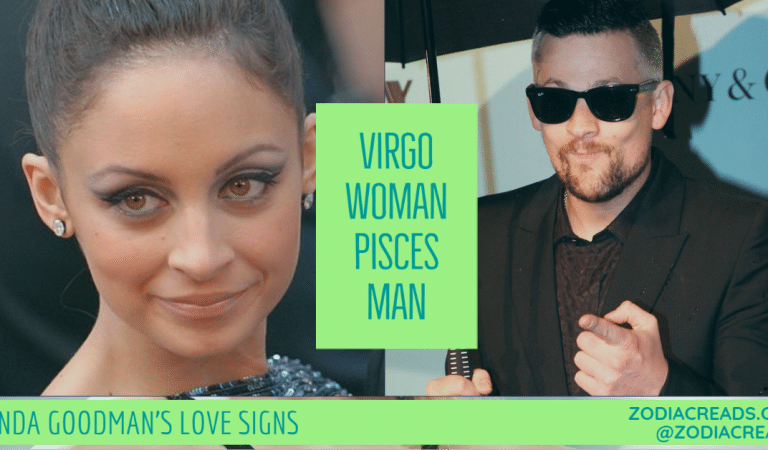 Virgo Woman and Pisces Man Compatibility From Linda Goodman's Love Signs