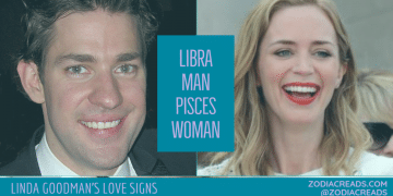On cover image- Famous Libra Man and Pisces Woman - Christopher Reeve and Dana Reeve