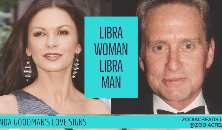Libra Woman and Libra Man Compatibility From Linda Goodman's Love Signs