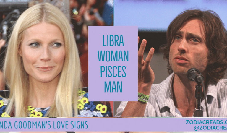 Libra Woman and Pisces Man Compatibility From Linda Goodman's Love Signs