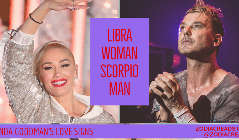 Libra Woman and Scorpio Man Compatibility From Linda Goodman's Love Signs