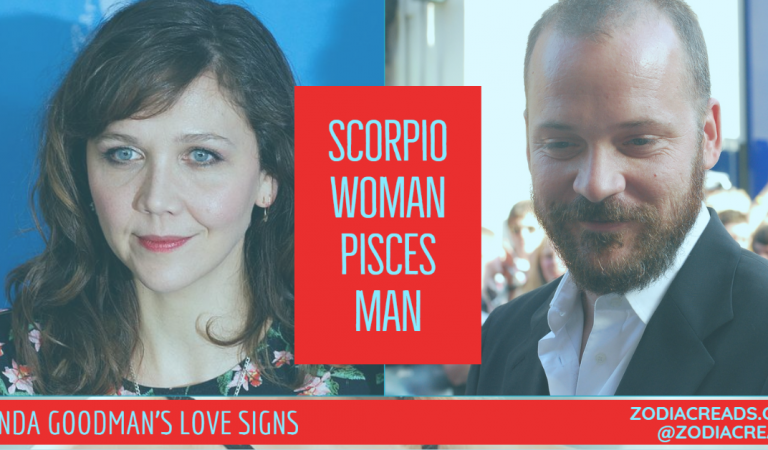 Scorpio Woman and Pisces Man Compatibility From Linda Goodman's Love Signs