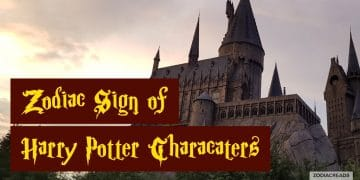 Zodiac Signs of Harry Potter Characters Zodiacreads