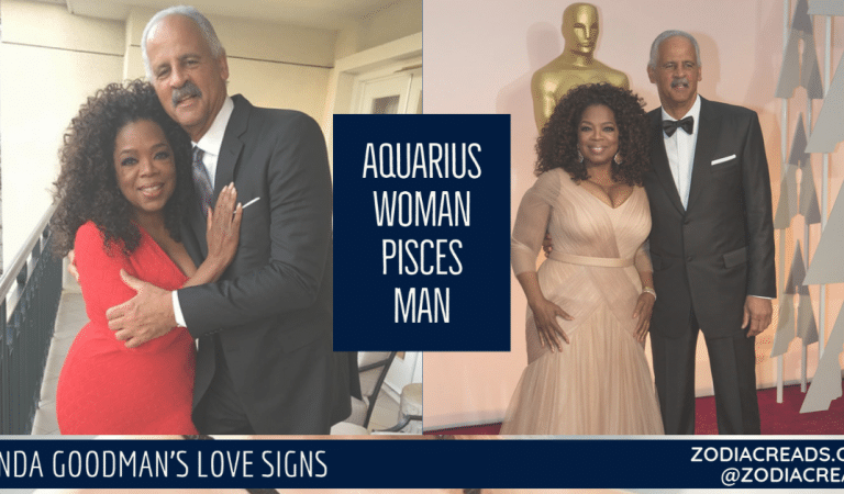 Aquarius Woman and Pisces Man Compatibility From Linda Goodman's Love Signs