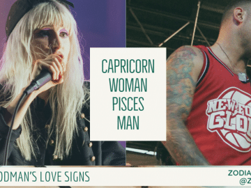 Capricorn Woman and Pisces Man Compatibility LINDA GOODMAN ZODIACREADS