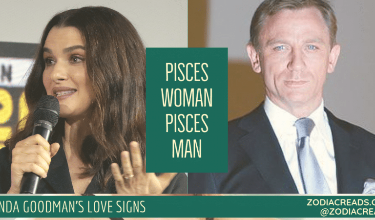 Pisces Woman and Pisces Man Compatibility From Linda Goodman's Love Signs
