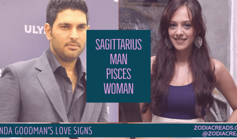 Sagittarius Man and Pisces Woman Compatibility From Linda Goodman's Love Signs