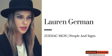 Lauren German Zodiac