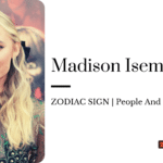 Madison Iseman Zodiac