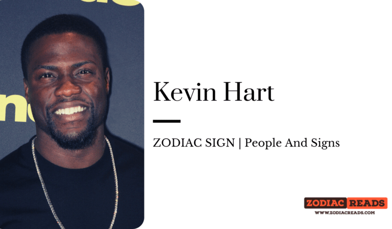 Kevin Hart- ZODIAC SIGN | PeopleAndSigns